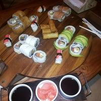 Photo taken at Baku sushi Bar by Carmen S. on 1/15/2015