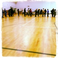 Photo taken at Turkey Thicket Recreation Center by Anedra E. on 11/3/2012