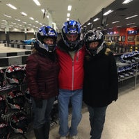 Photo taken at Extreme Grand Prix Indoor Family Fun Center by Amy G. on 1/29/2014