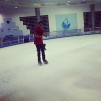 Photo taken at SoHo Square - Playzone + Ice Rink by Ahmed K. on 7/12/2013