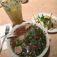 Photo taken at Phở Hòa by Mary on 11/20/2015
