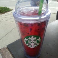 Photo taken at Starbucks by Madeline C. on 8/4/2013