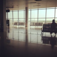Photo taken at Yakutsk Airport (YKS) by Сардаана Б. on 6/22/2013