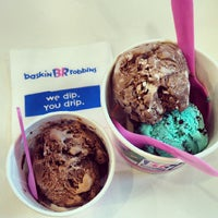 Photo taken at Baskin Robbins by Angele N. on 8/29/2013