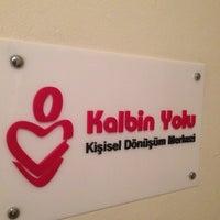 Photo taken at Kalbin Yolu Kisisel Donusum Merkezi by Bahar on 6/12/2014