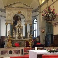 Photo taken at Chiesa di Santa Maria Formosa by Dominic B. on 3/2/2015