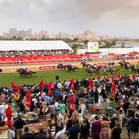 Photo taken at Greyville Racecourse by Keenbeks D. on 7/4/2015