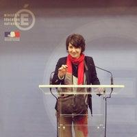 Photo taken at Ministère de l'Éducation Nationale by Violette B. on 9/14/2013
