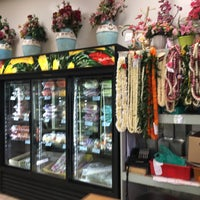 Photo taken at Cindy's Lei & Flower Shoppe by Malia H. on 1/22/2017