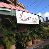 Photo taken at Cakeworks by Malia H. on 11/2/2013