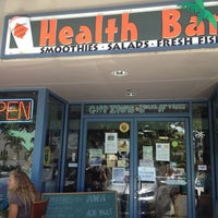 Photo taken at Diamond Head Cove Health Bar by Malia H. on 8/5/2013