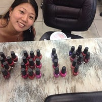 Photo taken at Vip Nails by Malia H. on 10/22/2013