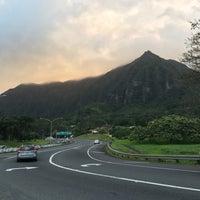 Photo taken at Kāneʻohe, Hawaii by Malia H. on 3/26/2017