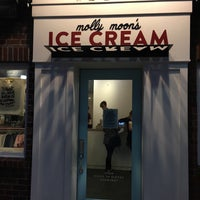 Photo taken at Molly Moon's Homemade Ice Cream by Malia H. on 12/28/2016