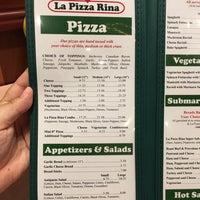 Photo taken at La Pizza Rina by Malia H. on 6/11/2017