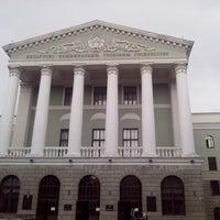 Das Foto wurde bei БНТУ 1-й Корпус von Vano am 7/11/2013 aufgenommen