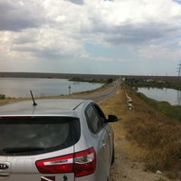 Photo taken at Аблемитский Мост by Sergey K. on 8/20/2013