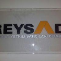 Photo taken at Reysad Renault by Ayla on 7/17/2014