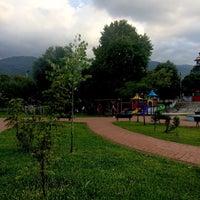 Photo taken at Maşukiye Kültür Parkı by Şeyma U. on 8/27/2017