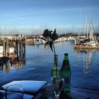 Photo taken at Domenico's On the Wharf by Adrian G. on 3/11/2014