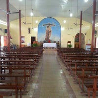 Photo taken at Igreja São Francisco De Assis by JEAN V. on 5/4/2014