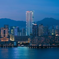 Photo taken at Hyatt Regency Hong Kong Tsim Sha Tsui by Andy L. on 3/18/2014
