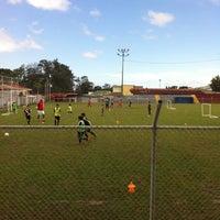Photo taken at Estadio Municipal de Moravia Pipilo Umaña by Chm L. on 5/11/2013