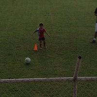 Photo taken at Estadio Municipal de Moravia Pipilo Umaña by Chm L. on 9/1/2014
