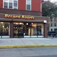 Photo taken at Bergen Bagels by Jay J. on 7/2/2013