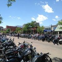 Photo taken at Tejon Street Bike Fest by Dominic D. on 6/23/2013