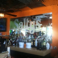 Photo taken at Salty's Gulfport by Katie D. on 3/10/2013