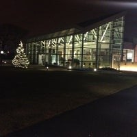Photo taken at Slavin Center by Hayley M. on 12/9/2012