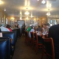 Photo taken at Harlow's Café by Eduardo P. on 4/5/2013