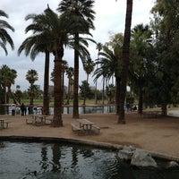 Photo taken at Encanto Park by Eduardo P. on 3/10/2013
