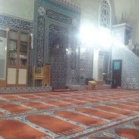 Photo taken at Tahsinağa Camii by Yasin Ç. on 7/24/2013