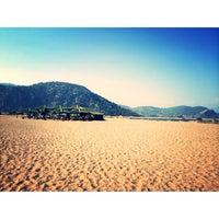 7/27/2014 tarihinde Tuba K.ziyaretçi tarafından İztuzu Plajı'de çekilen fotoğraf