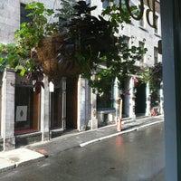 Photo taken at Bonaparte by Boris P. on 10/21/2012