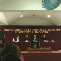 Photo taken at Universidad de la República Mexicana by Memo R. on 6/27/2013