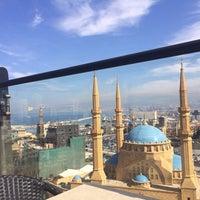 Photo taken at Sky Café by Rayan K. I. on 2/10/2014