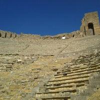 8/4/2013 tarihinde Gizem Ş.ziyaretçi tarafından Bergama Kalesi Akropol'de çekilen fotoğraf