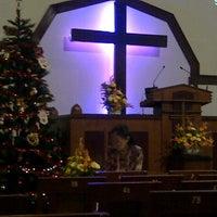 Photo taken at GKJ Gondokusuman by Magdalena D. on 12/2/2012