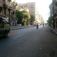 Photo taken at Al Qasr El Aini St. by sayabudakbaik h. on 4/23/2016