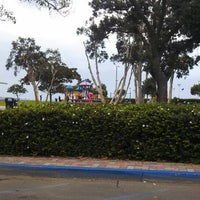 Photo taken at Pepper Park by William G. on 11/4/2013