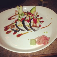 Photo taken at Nakama Japanese Steakhouse by Catie H. on 7/19/2013