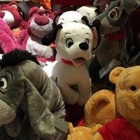 Photo taken at Disney Store by Caroline C. on 8/6/2016