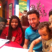 Photo taken at Los Chicos Restaurante Y Cantina by Natalie B P. on 8/30/2014