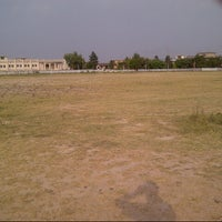 Photo taken at G-11 Cricket Ground by Adid K. on 6/26/2013