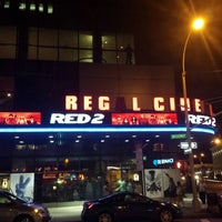 Photo taken at Regal Cinemas Union Square 14 by Thump on 7/25/2013