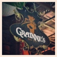 Photo taken at Grainne's Irish Pub by Jéssica D. on 9/8/2013