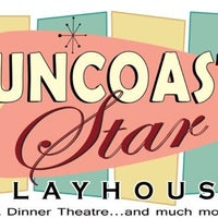 Photo taken at Suncoast Star Playhouse Dinner Theatre by Samantha P. on 3/4/2014